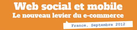 [Infographie] Le web social et le mobile au service du e-commerce|FrenchWeb.fr | Web Actualités | Scoop.it