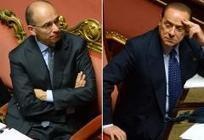ITALIE • Pour Letta la confiance, pour Berlusconi la déchéance | Actualités et informations | Scoop.it