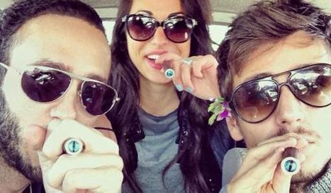 Deux Français de L.A lancent l'e-cigarette de luxe - French Morning | e-cigarette lifestyle, mods, émotions | Scoop.it