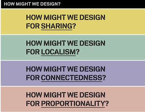 Design for Sharing — We Are What We Share | design | Scoop.it