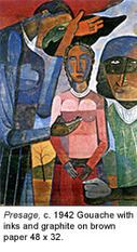 ROMARE BEARDEN FOUNDATION - Biography | Our Black History | Scoop.it