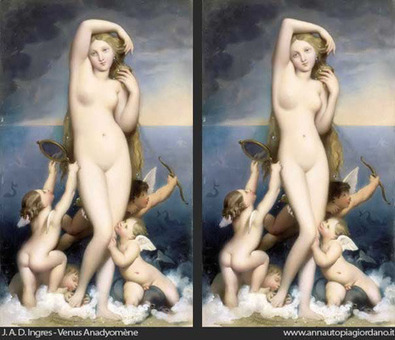 "Anna Utopia Giordano | Venus | ""Life Without Art Is Stupid"" | Scoop.it"