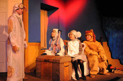 'The Velveteen Rabbit' hops onto Helen Hocker stage - cjonline.com | OffStage | Scoop.it