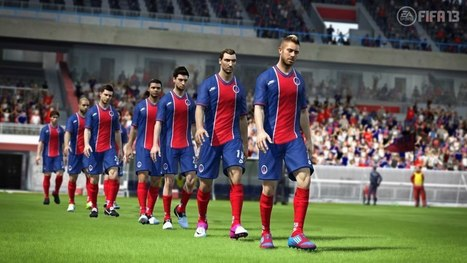 FIFA 13 - Catálogo EASFC   FIFAVZLA   Scoop.it
