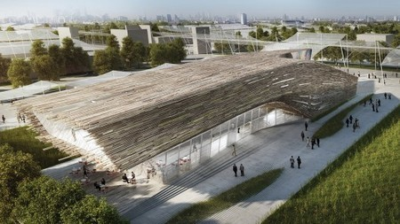 Competition Entry: Austrian Pavilion (Milan Expo 2015) / Bence Pap | Mario Gasser | The Architecture of the City | Scoop.it