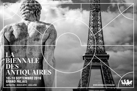 La Biennale des Antiquaires se tiendra du 10 au 18 septembre | Les Gentils PariZiens : style & art de vivre | Scoop.it