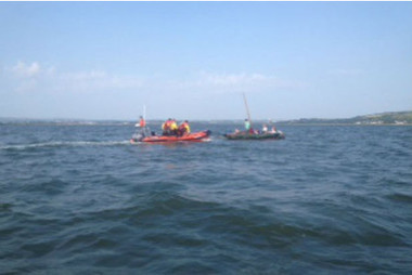 VIDEO: Warning on safety after 2 rescued in Gower boat drama - This is South Wales | Sailing and Boating | Scoop.it