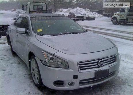 2014 NISSAN Maxima | Online Auto Auction | Scoop.it