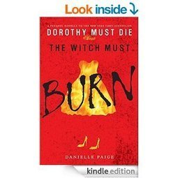 The Witch Must Burn by Danielle Paige | Free Books Online | Scoop.it