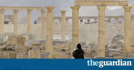 Syrian troops looting ancient city Palmyra, says archaeologist | News in Conservation | Scoop.it