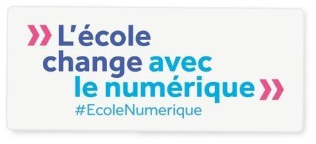 Banque de ressources numériques pour les cycles 3 et 4 - L'école change avec le numérique | Ressources pour les TICE en primaire | Scoop.it