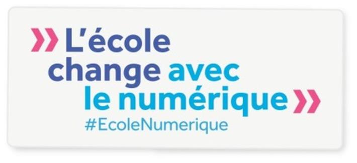Banque de ressources numériques pour les cycles 3 et 4 - L'école change avec le numérique | TIC et TICE mais... en français | Scoop.it