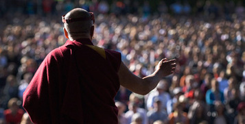 Live Webcasts from Boston and New York City | The Office of His Holiness The Dalai Lama | World Spirituality and Religion | Scoop.it