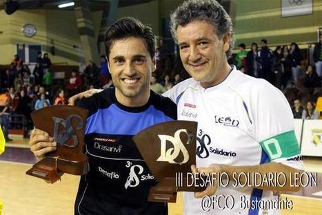 Twitter / FCO_Bustamante: Os dejamos una foto de ... | lll Desafío Solidario (14 Diciembre 2013) | Scoop.it