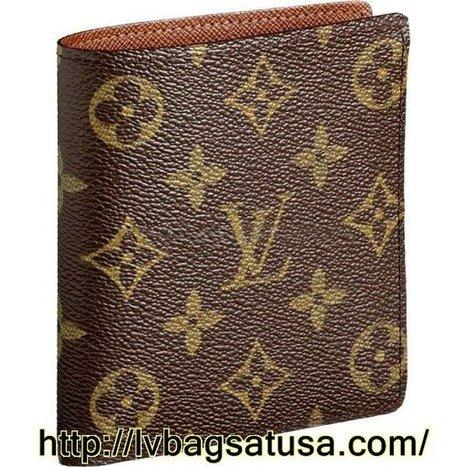 Louis Vuitton Billfold With 10 Credit Card Slots Monogram Canvas M60883 | Louis Vuitton Outlet Online Authentic_lvbagsatusa.com | Scoop.it