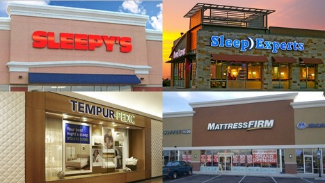 Why are there SO MANY mattress stores — and how do they stay in business? | Geography Education | Scoop.it