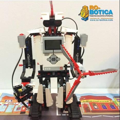 Robótica Educativa y programación ¿Una realidad en nuestras aulas o simple ficción? (Omar Fernández @omarfgj) | Nuevas tecnologías aplicadas a la educación | Educa con TIC | Robótica Educativa! | Scoop.it