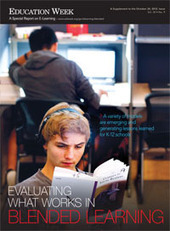 Education Week: Evaluating What Works in Blended Learning | Career-Life Development | Scoop.it