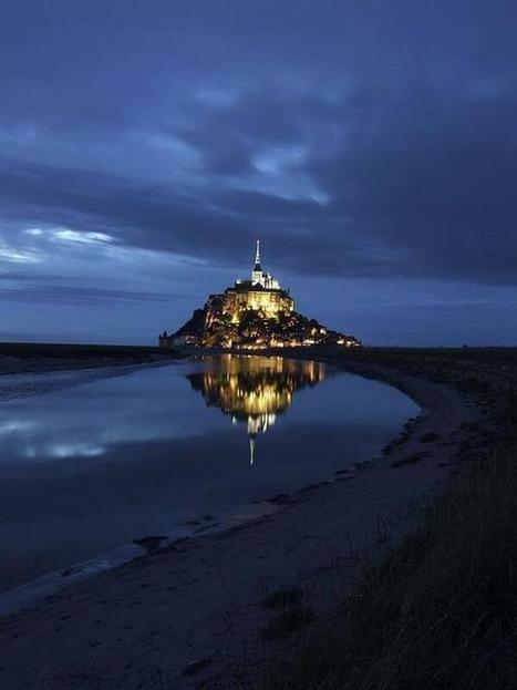 Twitter / StoryOfEarth: Mont Saint Michel, France ... | France and All Things French | Scoop.it