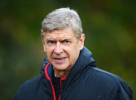 Wenger: I almost signed Di Maria | Enko-football | enko-football | Scoop.it