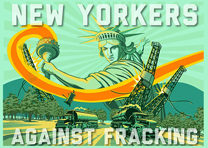 Gov. Cuomo: NY Fracking Decision Likely Delayed Into 2013 | EcoWatch | Scoop.it