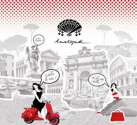 Collection PRINTEMPS ÉTÉ 2013 - Anatopik - Anatopik | Publiez, lisez, échangez sur YouScribe | Scoop.it