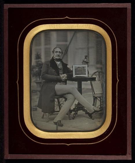 Les daguerréotypes familiaux de Jean-Gabriel Eynard | L'actualité de l'argentique | Scoop.it
