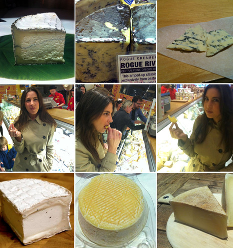 Two days (and 20 cheeses) in New York! My top 5 favorite American Cheeses | The Authentic Food & Wine Experience | Scoop.it