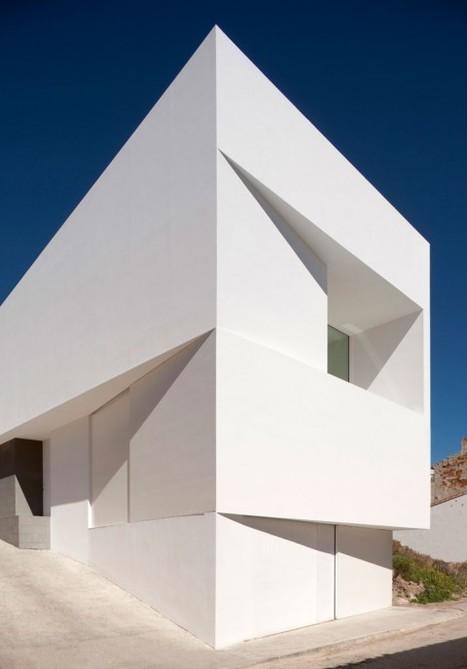 Casa en la Ladera de un Castillo - Ozarts Etc | Rendons visibles l'architecture et les architectes | Scoop.it