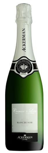 Crémant de Loire Blanc de Noir brut - Ackerman, vins tranquilles, fines bulles rouge, blanc et rosé de Loire à Saumur | Vignerons de la Loire | Scoop.it