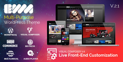 EWA Bootstrap Multi-Purpose Wordpress Theme v2.1 | Download Full Nulled Scripts | Download Free Nulled WP Themes & Plugins | Scoop.it