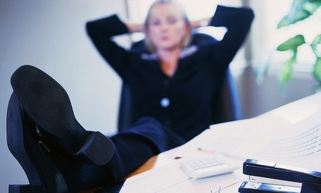 What equality? Women continue to be under-used in the workplace | Kickin' Kickers | Scoop.it