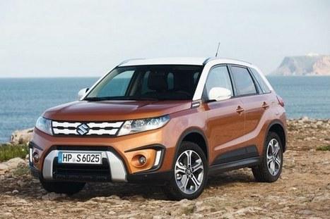 Prvá jazda: V novej Vitare nehľadajte staré Suzuki SX4 | Doprava a technológie | Scoop.it