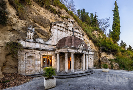 Sant'Emidio alle Grotte (Temple of Sant'Emidio) | Le Marche another Italy | Scoop.it