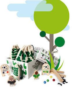 Les Jouets Libres : les jouets en bois qui replantent des arbres   Bing   partage&collaboratif   Scoop.it