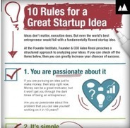 10 rules to follow for a great Business Startup   Startup   Scoop.it