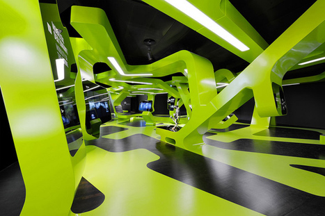 LEVEL GREEN – The Concept Of Sustainability by J. MAYER H., Wolfsburg » Retail Design Blog | FMP - 'Reinvent Hello' for Holiday Inn | Scoop.it