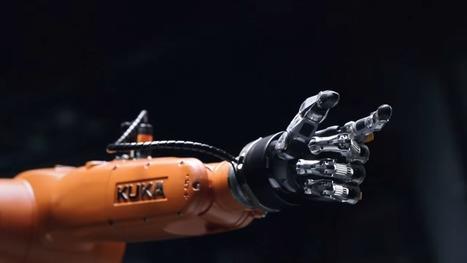 Die Cobots kommen – wenn Mensch und Maschine Hand in Hand arbeiten | weekly innovations | Scoop.it