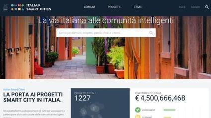 Nasce il portale delle smart city italiane   Glocalism   Scoop.it