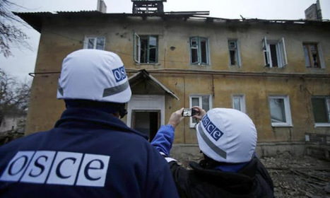 Fort Russ: DPR's Purgin: Dirty tricks of the OSCE exposed [+video] | Global politics | Scoop.it