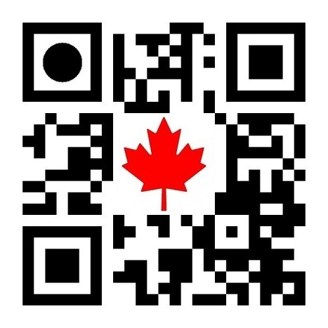 Happy Canada Day! | Using QR Codes | Scoop.it