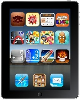 Top 12 Math iPad Apps for Students and Teachers | Special Education and Inclusion | Scoop.it