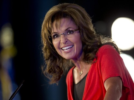 """Sarah Palin parodies """"Green Eggs and Ham,"""" gets standing ovation 