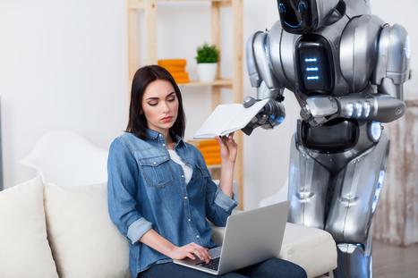 'Living with robots' | Informatik & Robotik in der Schule | Scoop.it