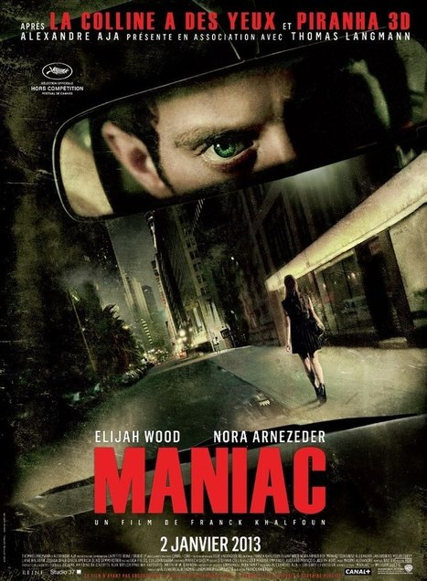 [Interview] Alexandre Aja à propos du remake de Maniac | Films ... | Be Bright - rights exchange nouvelles | Scoop.it