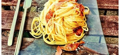 La vraie recette italienne des pâtes à la carbonara | Pour les EPE | Scoop.it