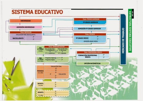 INFOGRAFÍAS DEL SISTEMA EDUCATIVO SEGÚN LA LOMCE | La mochila educativa | Scoop.it