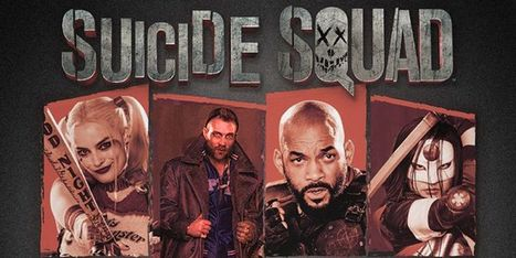 The 4 Suicide Squad Costumes You Need To Reach... | Hollywood Update News | Scoop.it