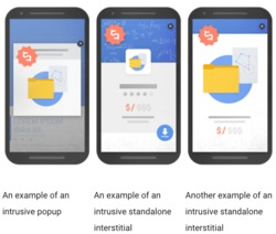 Google is Cracking Down on Intrusive Mobile Pop-Ups - HubSpot | The MarTech Digest | Scoop.it