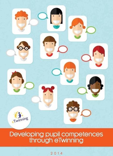 eTwinning presenta una nueva publicación sobre competencias clave | Proyectos colaborativos | Scoop.it